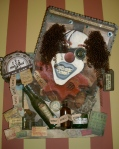 The Evil Clown ... Ring Masters right hand man